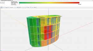Vabi Elements Gebouwsimulatie 3D koudelevering