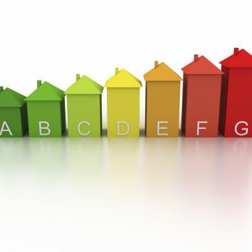 Gebouw energielabel berekenen