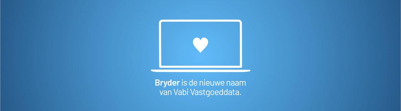 Vastgoeddata heet voortaan Bryder.
